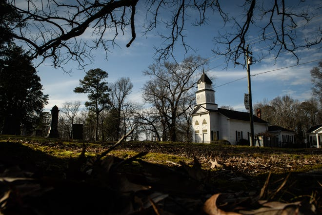 The former Parker's Grove United Methodist Church in Linden is now the Second Hof of the Asatru Folk Assembly. In 2018, the Southern Poverty Law Center added the Asatru Folk Assembly to its list of hate groups.