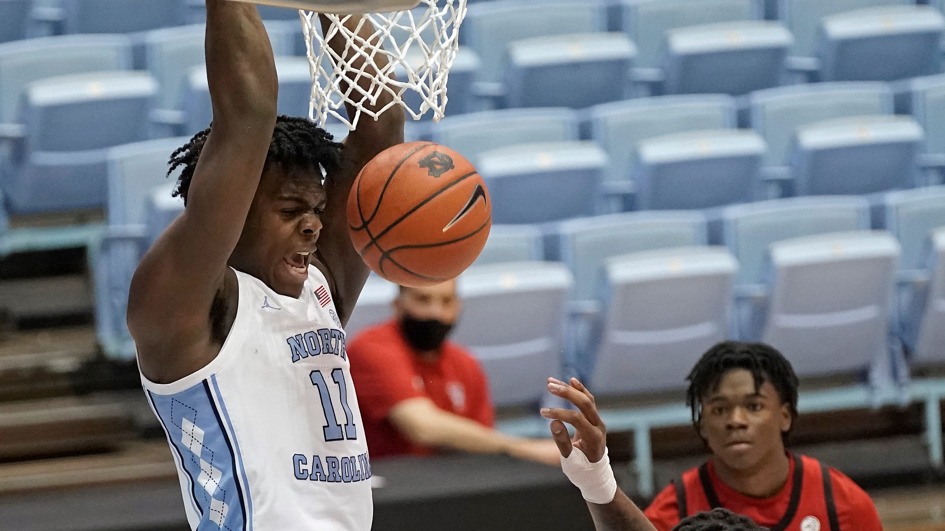 UNC sharpens strength in the post, grows identity to lean on during improved groove