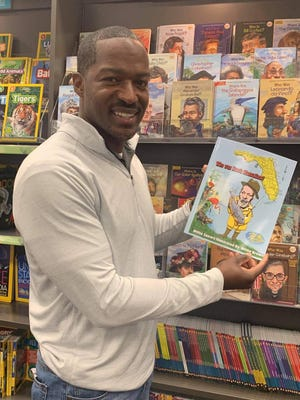 Local author Willie Spears has published a children's book examining the life of Hawk Massalina, Bay County's famous African American pioneer.