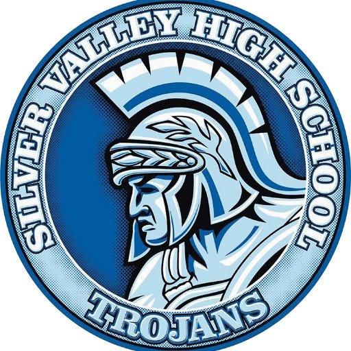 The Silver Valley High School logo.