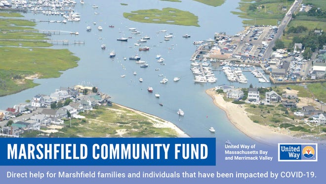 The Marshfield Community Fund has dispersed nearly $18,000.