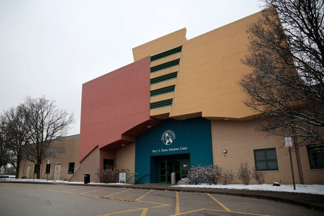 The Cincinnati Public Schools main office in the Mt. Auburn neighborhood of Cincinnati on Monday, Feb. 1, 2021.