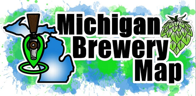 Michigan Brewery Map app logo.