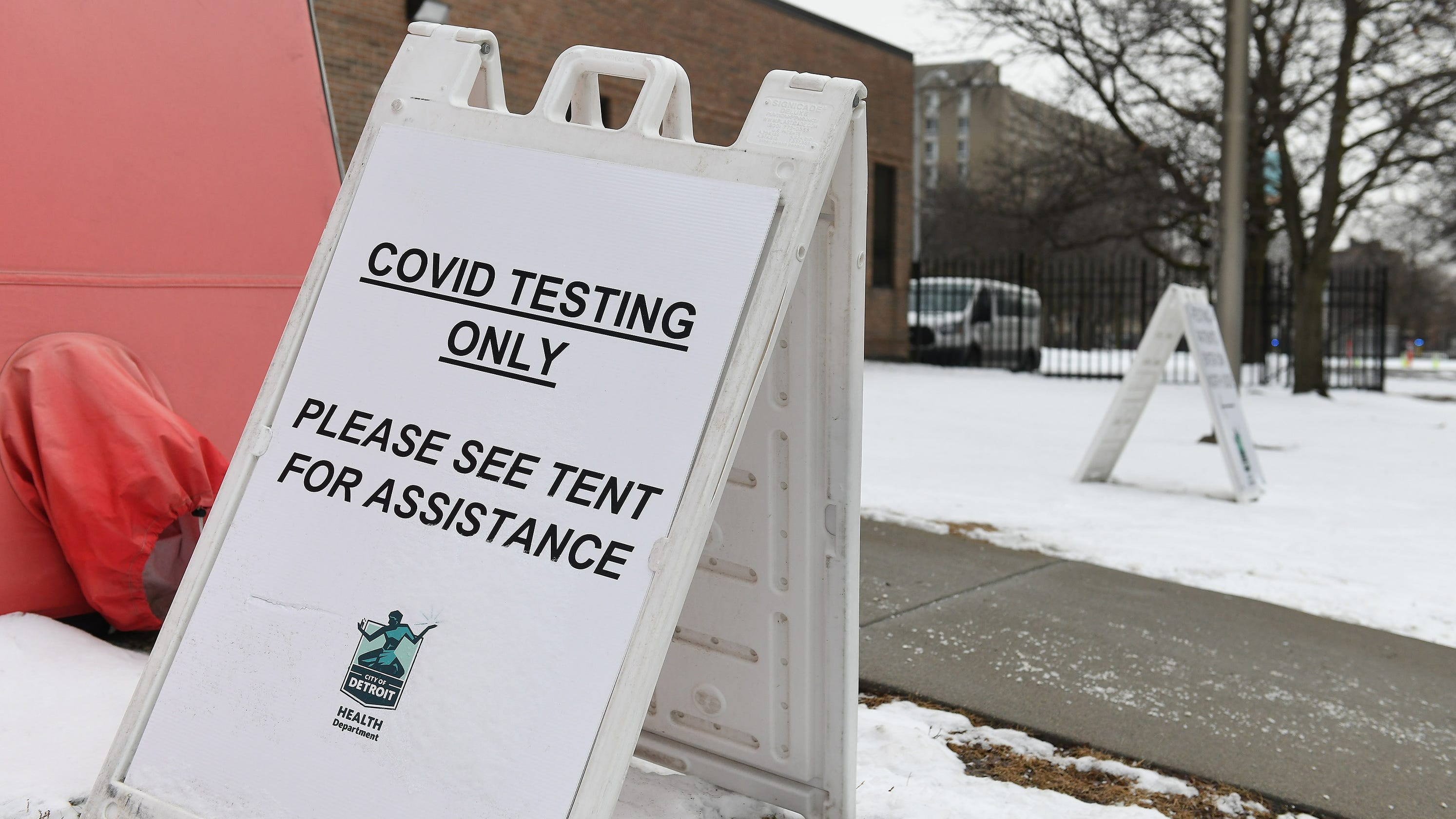 State worker tests positive for COVID-19 variant as Michigan cases grow - The Detroit News