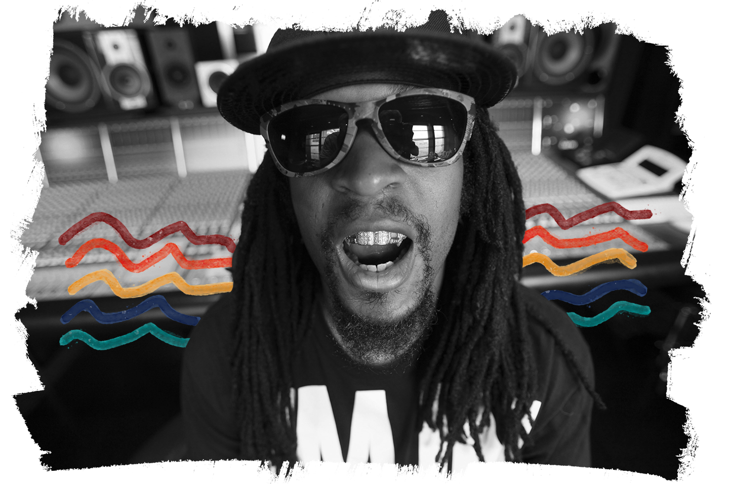 """Rapper Lil Jon, pictured in 2009. """"Get Low,"""" his single with the East Side Boyz and Ying Yang Twins, went all the way to No. 2 on the Billboard Hot 100."""