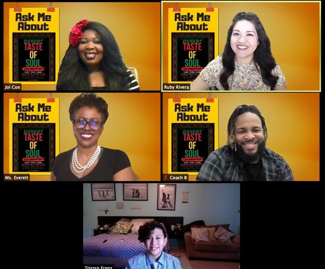 Black Student Union and Junior Black Achievers meeting organizers