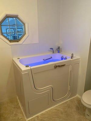 Aqua Therapy Tubs Owner Derek Rogers Helps Customers Remodel Bathrooms