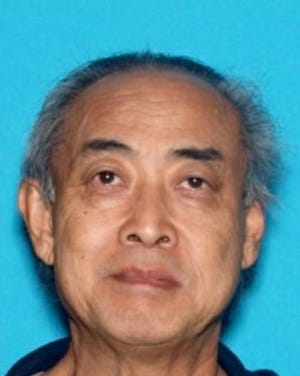 The Fresno County Sheriff's Office is asking for the public's help in locating Ronald Nagata.