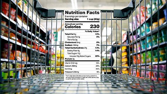 For the first time in 20 years, the Nutrition Facts label, found on packaged foods, has been significantly updated to make it easier to understand.