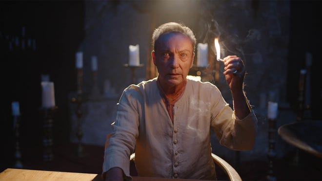 """Udo Kier stars in """"The Blazing World,"""" a 2021 Sundance Film Festival selection that screened in Austin on Jan. 31. The film was shot in Dripping Springs over the summer of 2020."""
