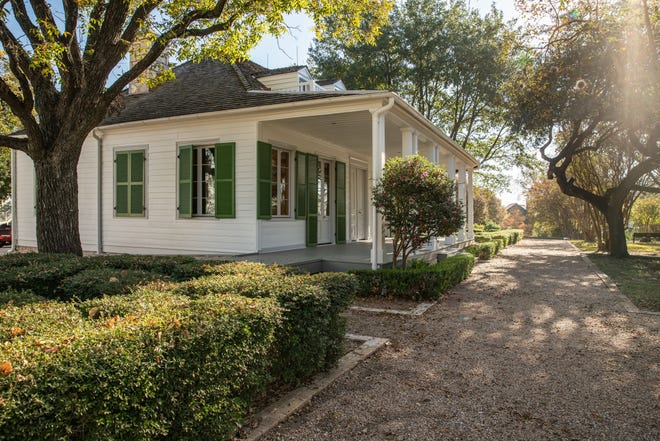 Completed in 1841, the French Legation was intended to serve as a bit of France in the Republic of Texas. It will have a soft reopening soon.