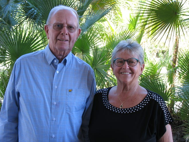 Larry and Karyle Mumper recently made gifts to the Loudonville-Perrysville School Foundation and Ashland County Community Foundation. Mumper spent seven of his 30-years in education teaching math in the Loudonville-Perrysville Schools.