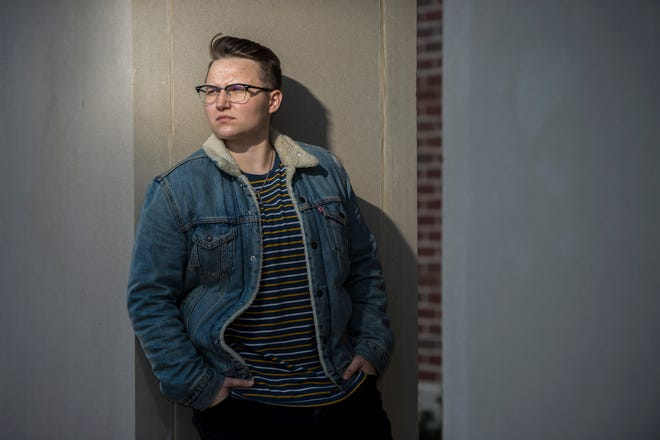 Air Force Senior Airman Nathan Kemmerer almost saw his dream of military service vanish over a diagnosis of gender dysphoria.