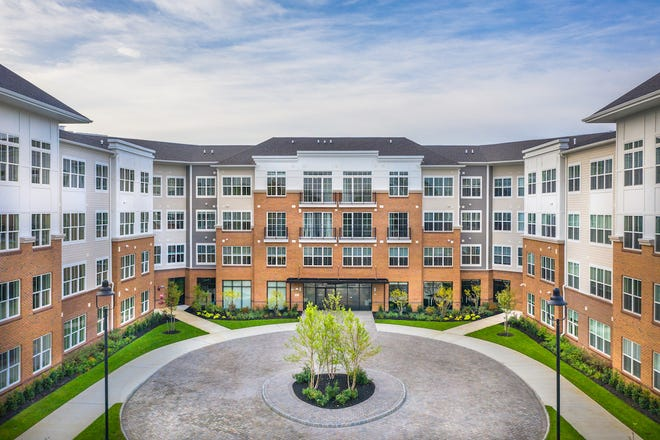 Inwood at Renaissance Square, a one-of-a-kind apartment community in the heart of Marlton.