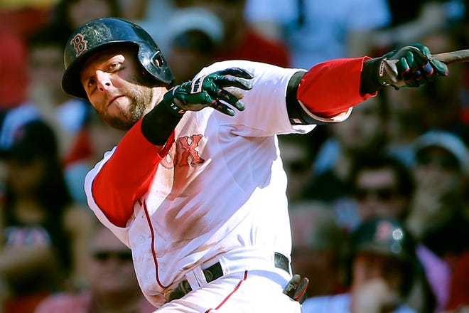 Dustin Pedroia, the 2007 Rookie of the Year and the AL MVP in his second season, retired Monday.