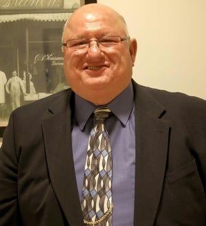 Somersworth City Councilor Martin Dumont