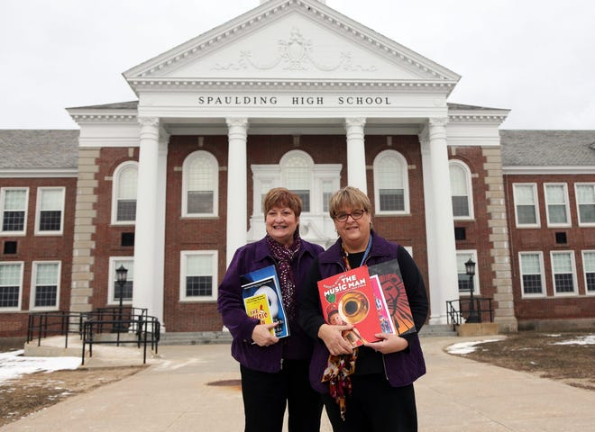 Longtime Spaulding High School music directors Cheryl Richardson and Joanne Houston have announced they will be retiring in June 2021.