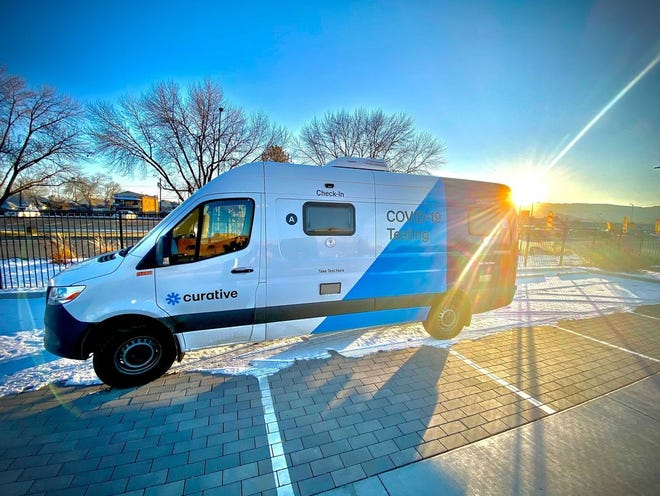 Curative, a COVID-19 startup, will deploy a mobile van in Jacksonville to offer self-administered testing.