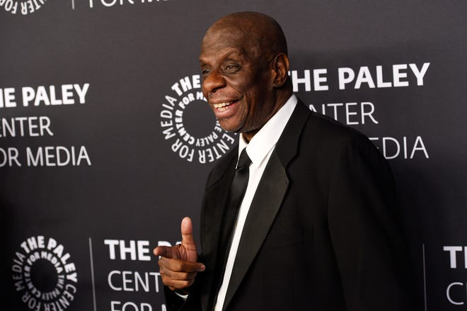 """Jimmie """"JJ"""" Walker spends most of his time in Las Vegas, but hits the road on weekends for standup shows. He's at the Comedy Zone on Friday and Saturday."""