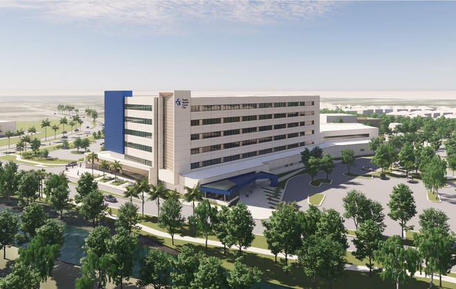 When Baptist Health opens its new hospital on the Clay County campus next year, it will not only include include spacious private patient rooms, specialty women's and cardiology services, but a public jogging trail, Starbucks and other amenities open to the local community.