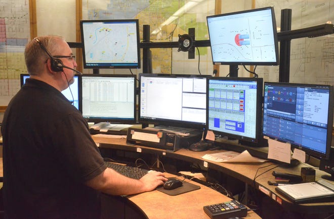 In 2018 Harvey County Dispatcher Courtney Becker helped, over the phone, deliver a baby before EMS arrived. He, and other dispatchers, are not legally defined as emergency responders in Kansas — something groups are trying to change.