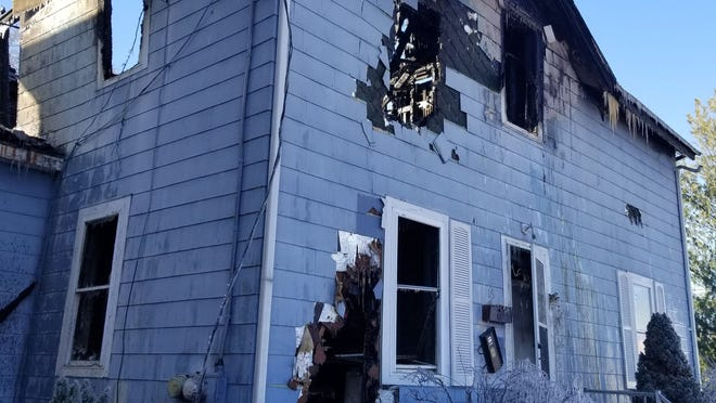 The state Fire Marshal's Office said in a statement released Tuesday that a fatal fire that occurred at 16 Auclair St. in Blackstone was likely caused by an electrical issue.