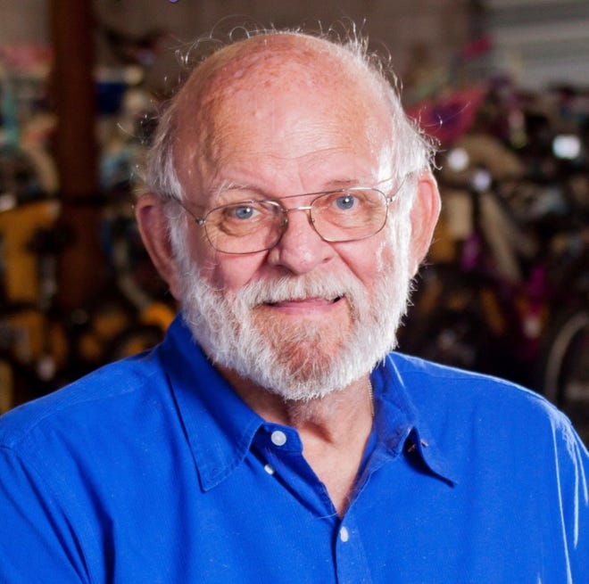 Jack Hairston, founder and CEO of Jack the Bike Man.