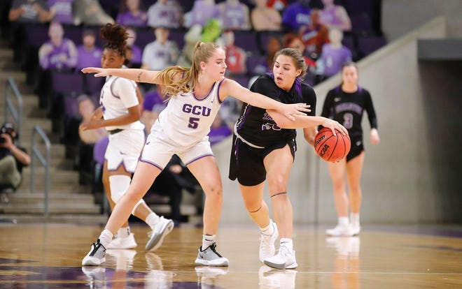 Tarleton's Marissa Escamilla scored a game and career-high 23 points on 8-10 shooting and also tied for the game's high in rebounds with eight.
