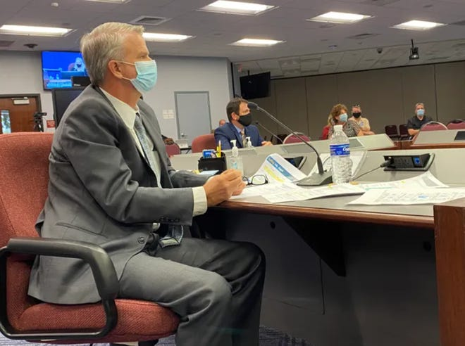 Sarasota Superintendent of Schools Brennan Asplen, seen here in a file photo, is hopeful that state scrutiny of the district's special education department will lead to statewide improvements.