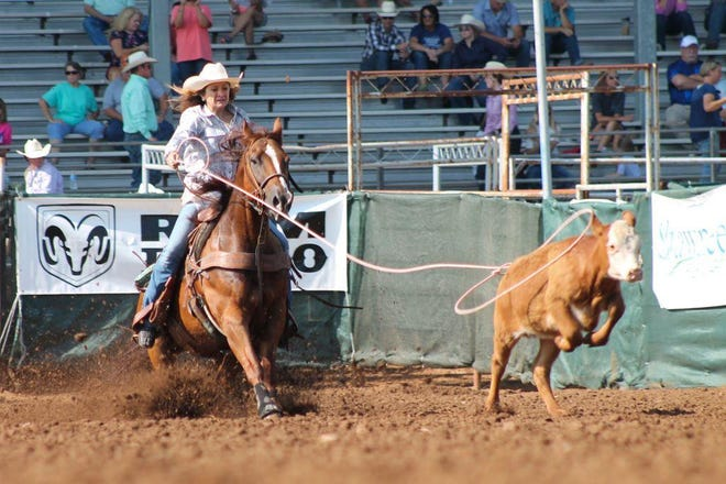 The 2019 International Finals Youth Rodeo.