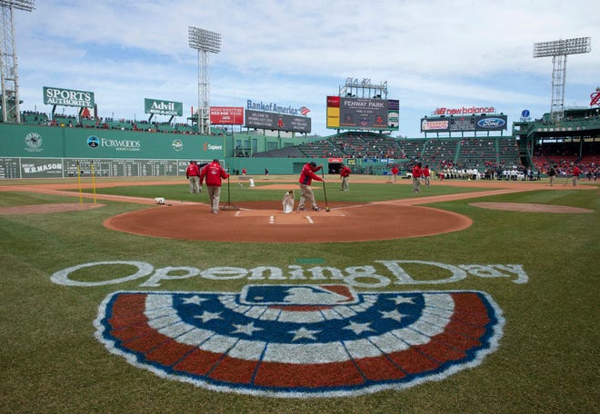 Under MLB's proposal, Opening Day at Fenway Park wouldn't be on April 1 as scheduled.