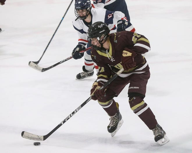 Algonquin's Kerryn O'Connell already has set the program's career goal-scoring record.