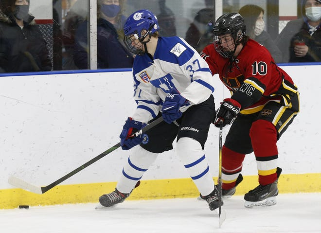 CameronDeForesthad 18 goals and eight assists through 28 games for Hilliard. The Wildcats will play in the Blue Jackets Cup on Feb. 12-14 at Chiller Dublin and OhioHealth Ice Haus. They won the tournament last season.