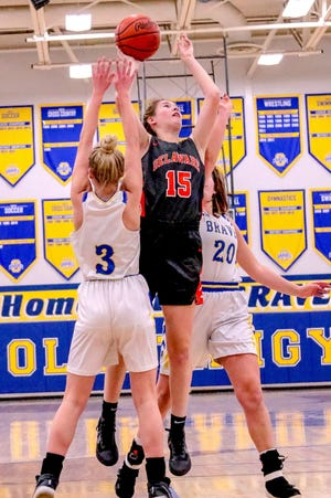 Alyssa Griner's return from injury should be a boost for the Pacers as they prepare for their Division I district tournament opener Feb. 16 against Canal Winchester.