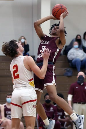 "In his first season as a starter, senior point guard Anthony Millner is leading the Canal Winchester boys basketball team in scoring at 11 points a game. But his contributions go beyond that, coach Zach Olson said. ""He doesn't take possessions off. ... He leads by action and example. That's exactly what you need from your floor general."""