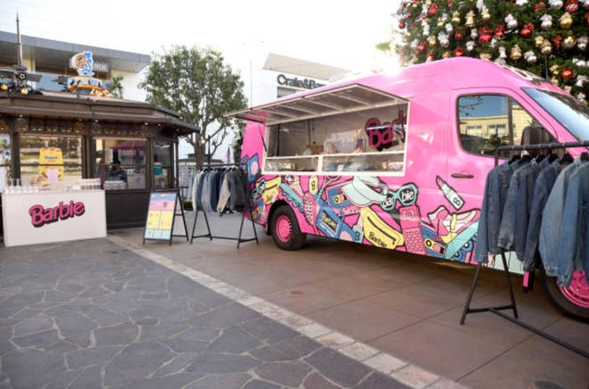 A hot pinkBarbie Pop-Up Truck is on its way to Greater Cincinnati this weekend.