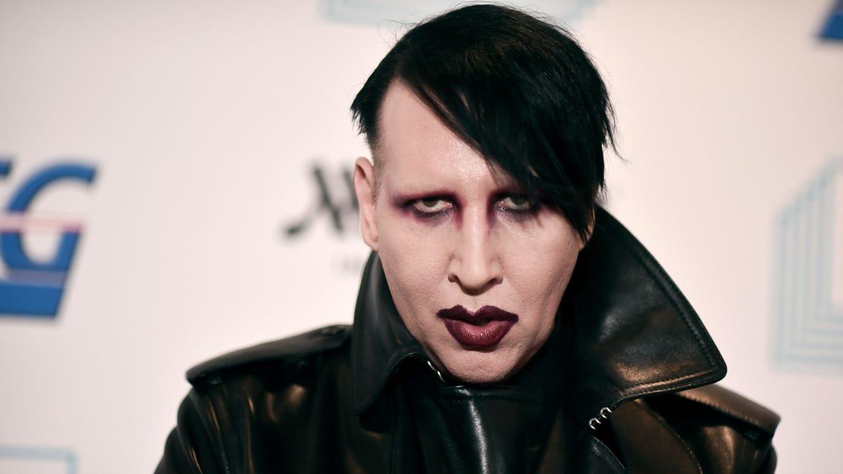 Police eye Marilyn Manson in domestic violence investigation 1