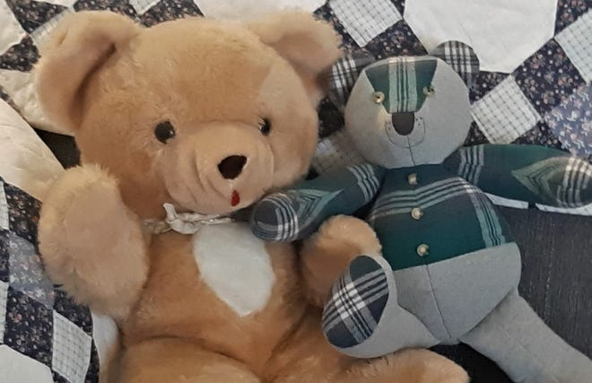 It is Teddy Day, part of the pre-Valentine's Day celebration.
