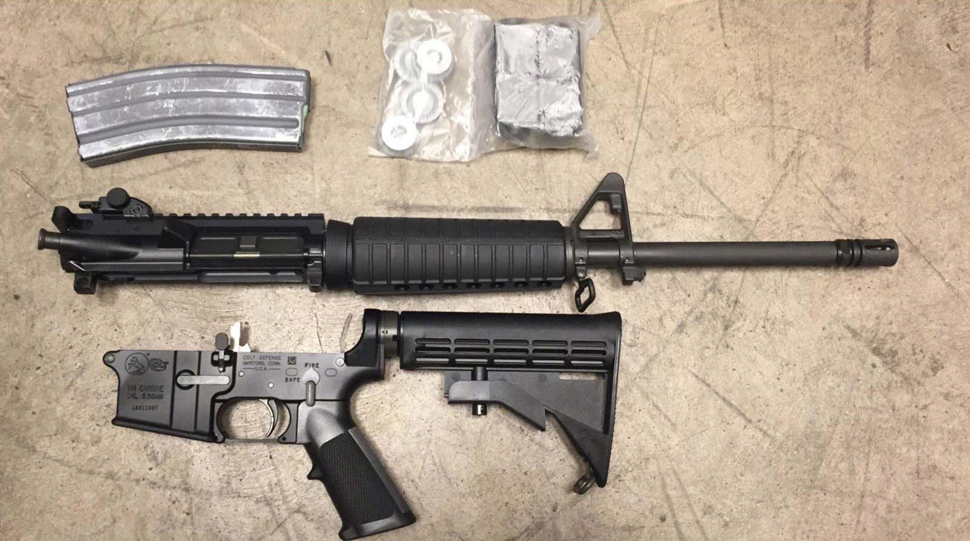 DEA supervisor turned  pariah  sold semi-automatic rifles to Sinaloa Cartel associates
