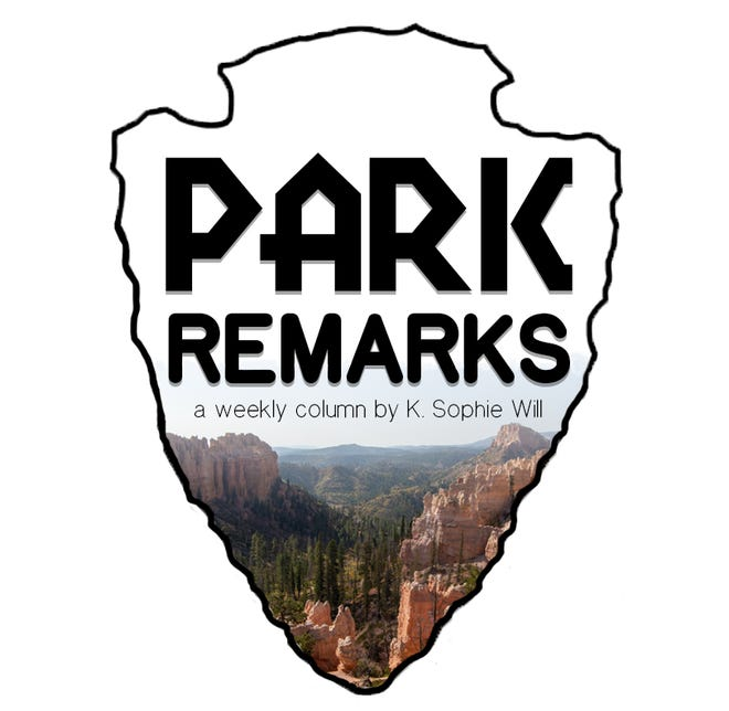 Park Remarks is a weekly column by our National Parks Reporter K. Sophie Will.