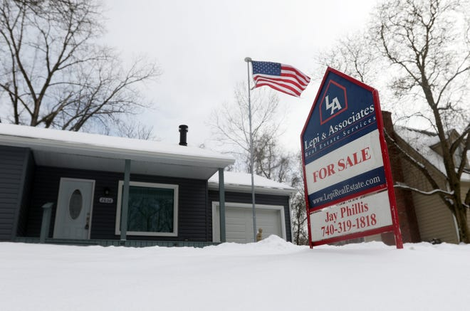 This house available for sale at 2606 Vinsel Drive is a rare commodity in Zanesville, as the housing market is booming. Housing prices are up, and inventory is down.