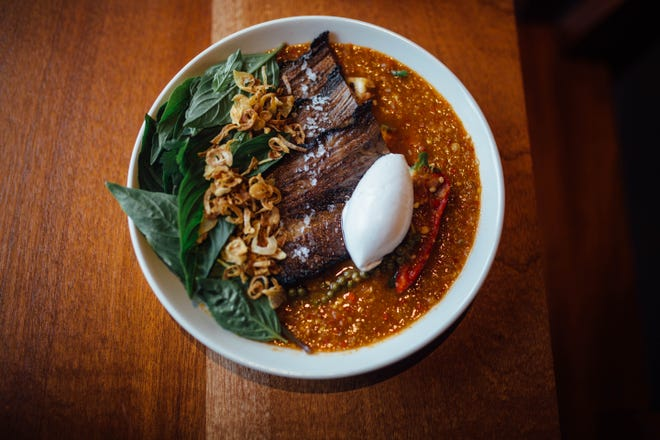New Waterloo has closed its South First Street location of modern Thai restaurant Sway. The West Lake Hills location remains open and the location at Domain Northside is indefinitely closed.