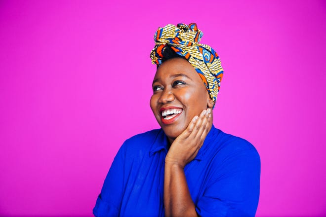 Evelyn Ngugi, also known as Evelyn from the Internets, has been making YouTube videos since 2008, when she was a freshman at the University of Texas. She received a grant as part of the #YouTubeBlack Voices grant program.