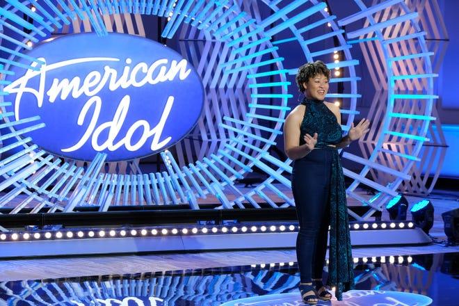"Firestone High School graduate Serrin Joy auditions for ""American Idol"" in October."