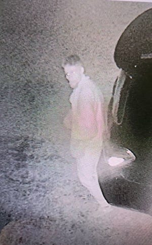 A suspect in an attempted home invasion was caught on video. The BPSO are actively investigating the incident.