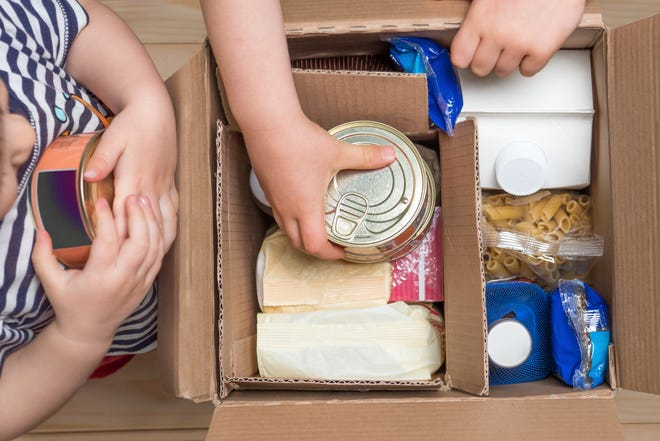 Food insecurity rates have doubled in Massachusetts during the pandemic, and hunger experts say it tends to be higher among households with children.