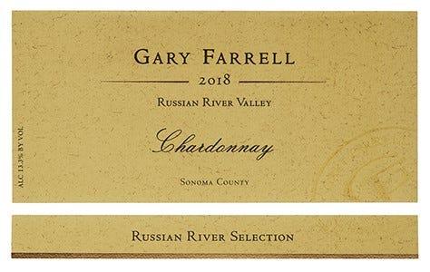 2018 Gary Farrell Russian River Valley Chardonnay