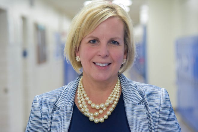 Jill Abraham, currently the chief academic officer for Bexley schools, was chosen by the Bexley school board on Tuesday, Feb. 2, 2021 to take over as the district's new superintendent, effective July 1.
