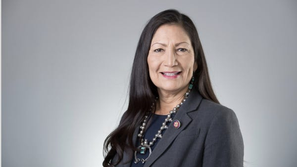 If confirmed by the U.S. Senate, Deb Haaland will be the first Native American to hold the position.
