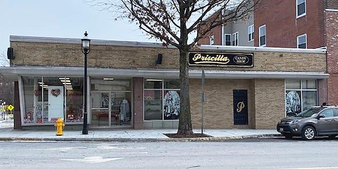 Priscilla Candy Shop on Main Street in Gardner.